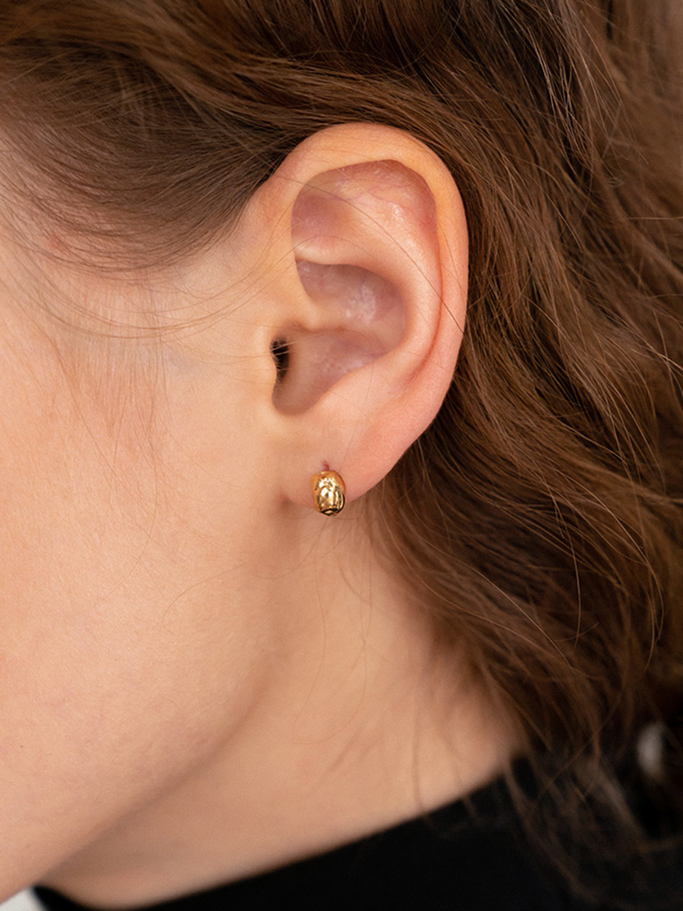 18FW Tiny seeds earring