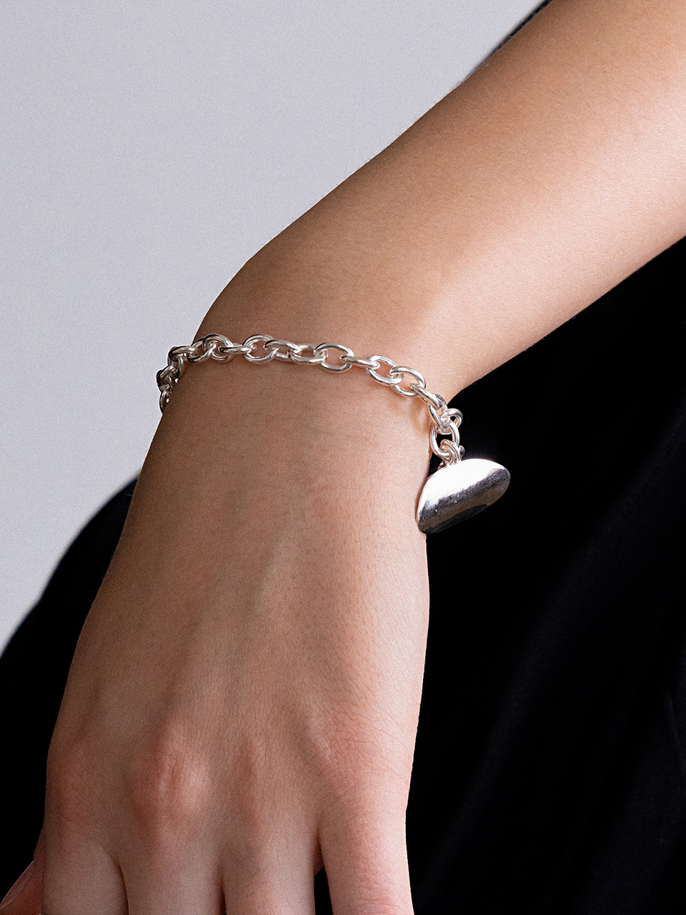 18FW Seeds chain bracelet