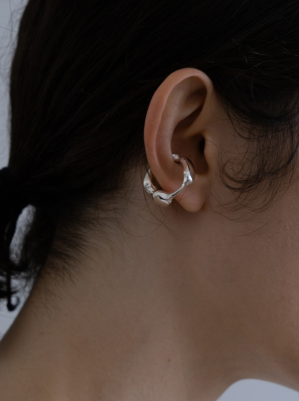 MENS - Bold joint earcuff